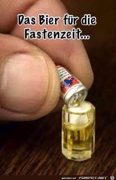 lustiges Bild 'Das Bier für die Fastenzeit.jpg'- Eine von 60693 Dateien in der Kategorie 'Lustiges' auf FUNPOT.