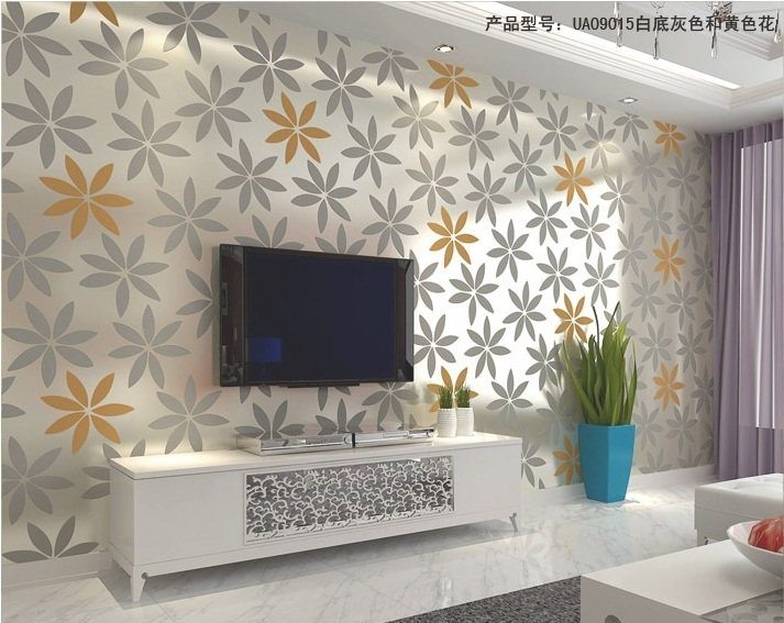 Best Wall Sticker Aesthetic Wallpaper For Sitting Room Tv Bed 400 x 300