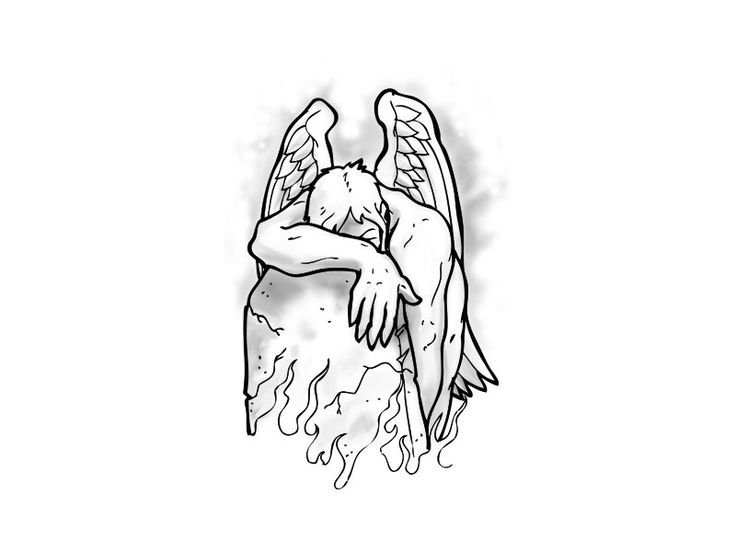 free angel designs free designs angel crying tattoo tattoos pinterest t towierung. Black Bedroom Furniture Sets. Home Design Ideas