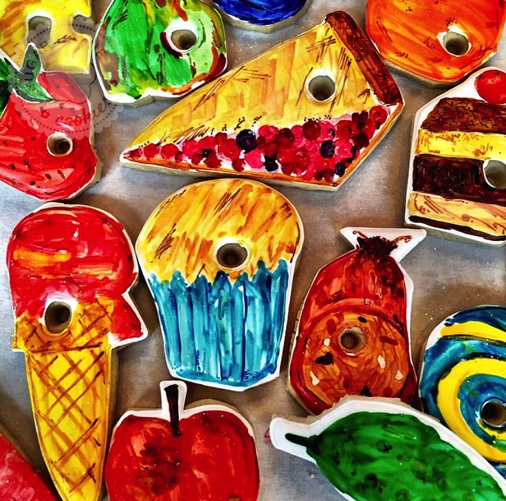 Very Hungry Caterpillar Junk Food 17 Best images about S...