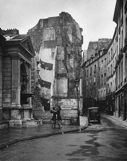 Robert Doisneau Two Girls Dancing, Paris c.1950
