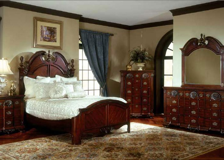 natural-natural-nottingham-bedroom-set - Top 25+ Best Antique Bedroom Sets Ideas On Pinterest Antique
