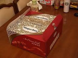 「哈根達斯 禮盒」的圖片搜尋結果