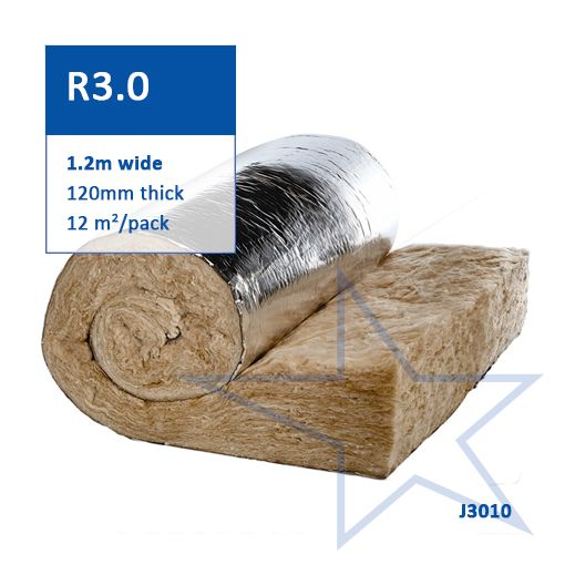 Knauf Earthwool Roofing Blanket Roll With Foil Facing Blanket Insulation Roll Insulation Foil Insulation