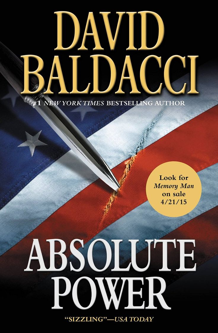 61 best book covers thrilleradventure images on pinterest amazon absolute power ebook david baldacci kindle store fandeluxe Document