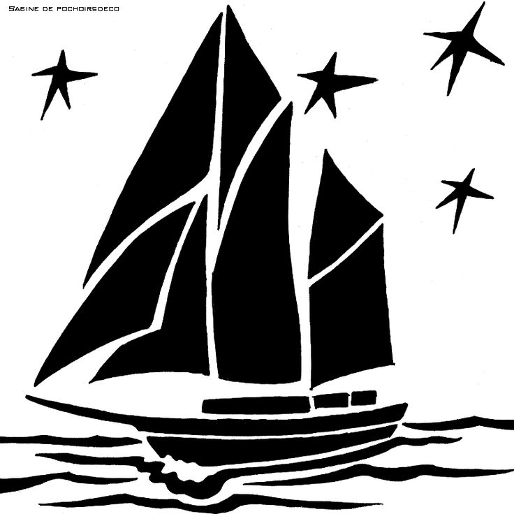 224 best silhouets zee images on pinterest stencils dolphins and silhouettes - Pochoir gratuit a imprimer ...