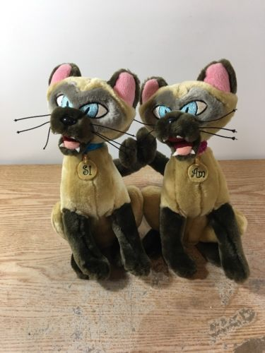Lady And The Tramp Cats