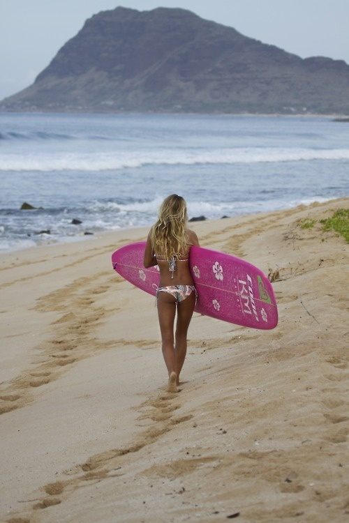 Surf- the most amazing feeling when the ride take you.