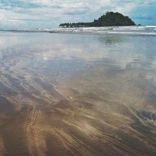 Calmversation Beach, Air Manis Beach, Padang, Indonesia