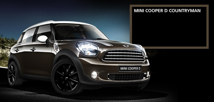 BMW rolls out MINI Cooper Diesel Countryman to India at an starting price of 25.60 Lakh