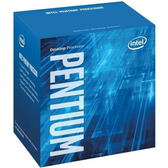 OEM Intel Boxed Pentium Processor G4400 FC-LGA14C 3.3 1 LGA 1155 BX80662G4400