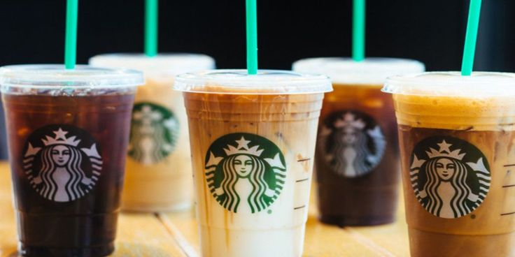 Starbucks Is Offering A Buy One Get One Drink Deal Today