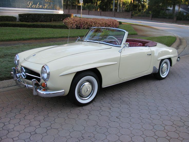 Vintage mercedes convertible cars pinterest cars for Best looking mercedes benz models