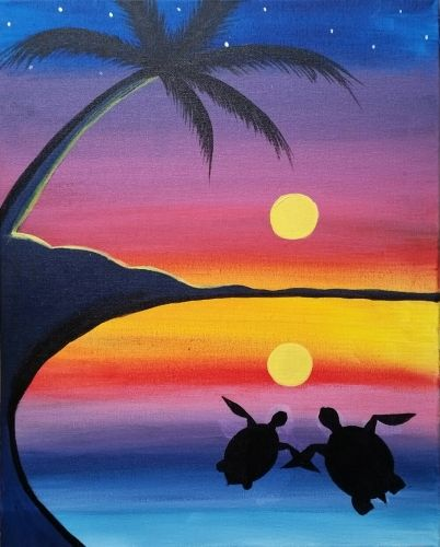 Find the perfect thing to do tonight by joining us for a Paint Nite in Riverview, FL, featuring fresh paintings to be enjoyed over drinks!