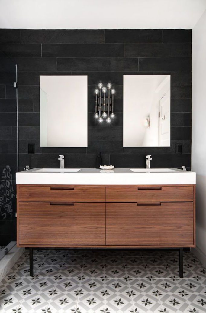 Modern Bathroom Vanity Ideas best 25+ dark vanity bathroom ideas on pinterest | dark cabinets