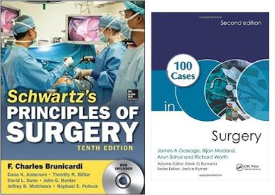 TOP THE BEST SURGERY BOOKS PDF
