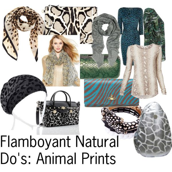 """Flamboyant Natural Guidelines: Prints #5"" by furiana on Polyvore"