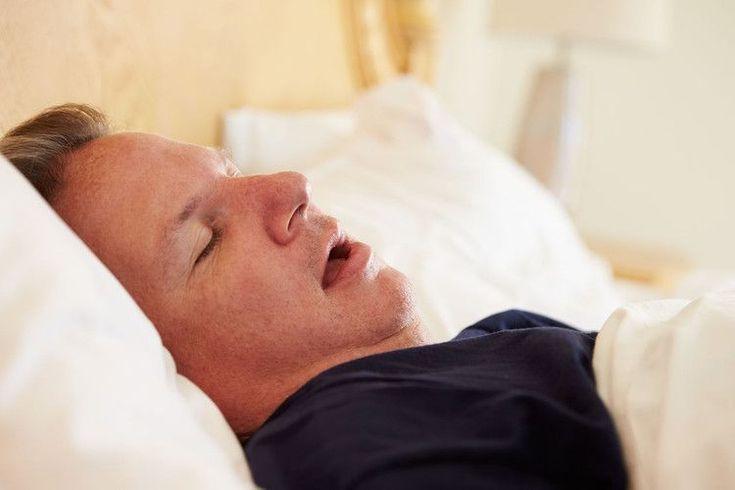 9 signs of sleep apnea: heartburn, headaches and more #Sleepapneasymptoms