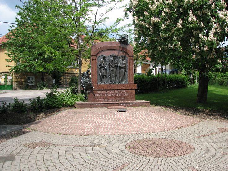 Millenniumi emlékmű (Budakeszi) http://www.turabazis.hu/latnivalok_ismerteto_4698 #latnivalo #budakeszi #turabazis #hungary #magyarorszag #travel #tura #turista #kirandulas
