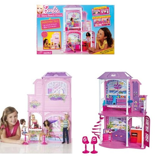 2 Story Barbie Beach House: 417 Best Images About POLLY POCKETS, SWEET STREETS
