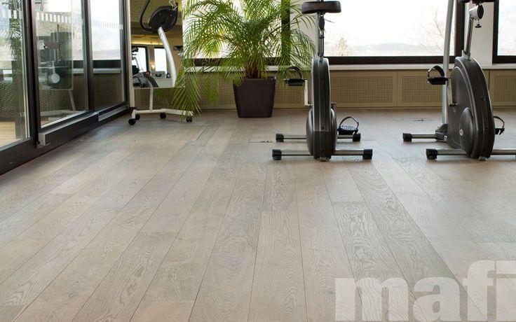 Timber Floors I Oak I Clear Brushed Grey Oil I Mafi