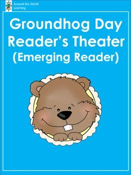 This+product+is+perfect+for+PreK+-+1st+readers.++Students+learn+a+short+script+about+Puxnsutawney+Phil.++The+students+practice+not+only+reading+the+script,+but+practice+searching+for+the+words+in+the+writing+and+writing+them.++For+the+final+performance,+students+create+Groundhog+puppets+with+the+template+provided.