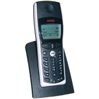 Avaya 3701 IP DECT Handset  This low-cost device offers basic telephony features, a 50-entry contact list, multiple ring tones, and support for 12 languages (Czech, Danish, Dutch, English, Finnish, French, German, Italian, Norwegian, Portuguese, Spanish, Swedish). It has a talk time of 10 hours, and a standby time of 100 hours.