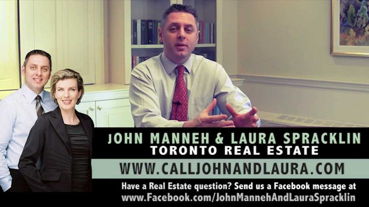 Top 5 Things You Need To Know Before You Buy a Condo - The first time you buy a condo, there are often a great deal of factors and cost that seem to pop up out of nowhere. This can be confusing especially for areas such as Toronto where the condo market is overwhelming. Hopefully this video will give you some things to think about during your search to buy a condo. John Manneh and Laura Spracklin - Toronto Real Estate
