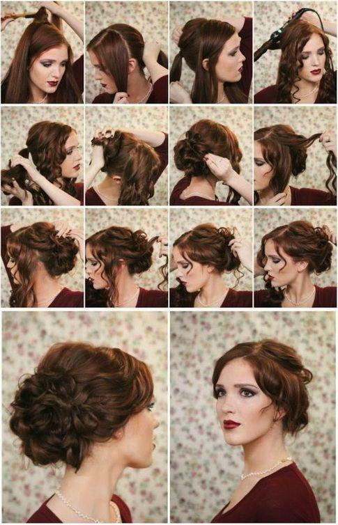abbastanza Oltre 25 fantastiche idee su Acconciature capelli media lunghezza  SK47