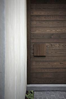 Puerta de sala (sólo cambiaría el jalador por uno gris)