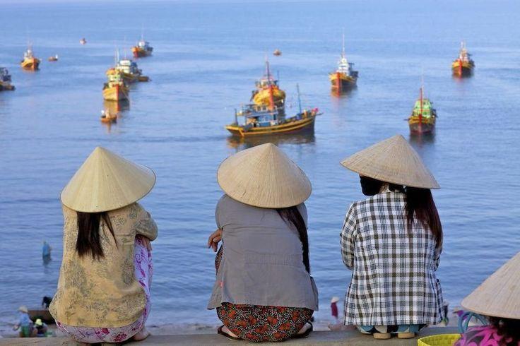 35 prachtige plaatsen om te zien in Vietnam