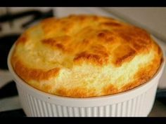 soufflé de patata