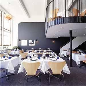 bellevue restaurant, arne jacobsen