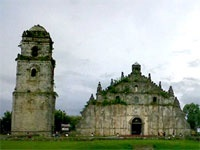 Paoay Church, Laoag, Philippines