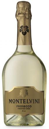 Montelvini Prosecco Treviso Extra Dry DOC Sparking Wine 75cl