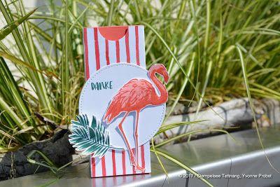 Stempelsee: Flamingo-Fantasie...