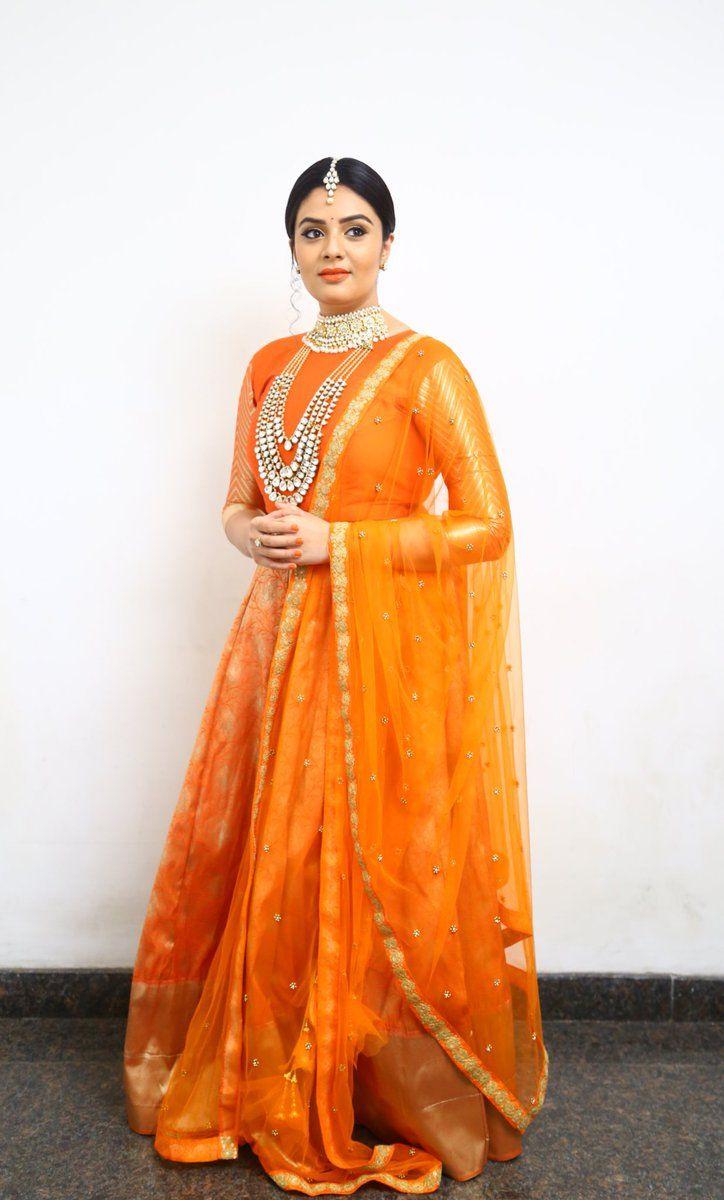 Sreemukhi Indian Beauties in 2019 t
