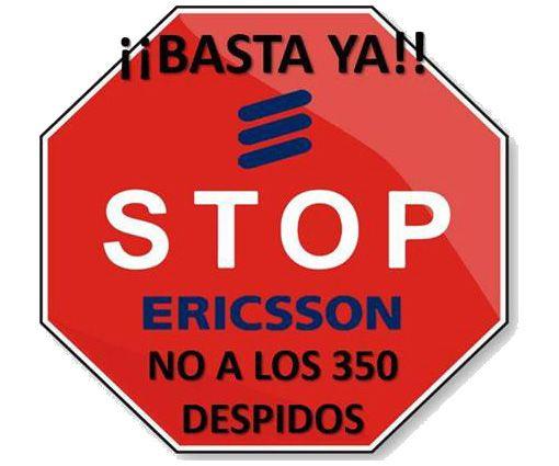 Rechazamos el nuevo ERE presentado por el Grupo Ericsson en España  Consideramos el nuevo despido colectivo presentado por ERICSSON en España un nuevo ataque a los derechos de los trabajadores y trabajadoras del Grupo País, que llevan años de recortes de plantillas sin que la Dirección haya optado por un plan de futuro que asegure el nivel de empleo a medio plazo.  Más información: http://www.ugt-fica.org/41-ultimas-noticias/598-ugt-fica-rechaza-el-nuevo-ere-presentado-por-el-grupo-ericsson-