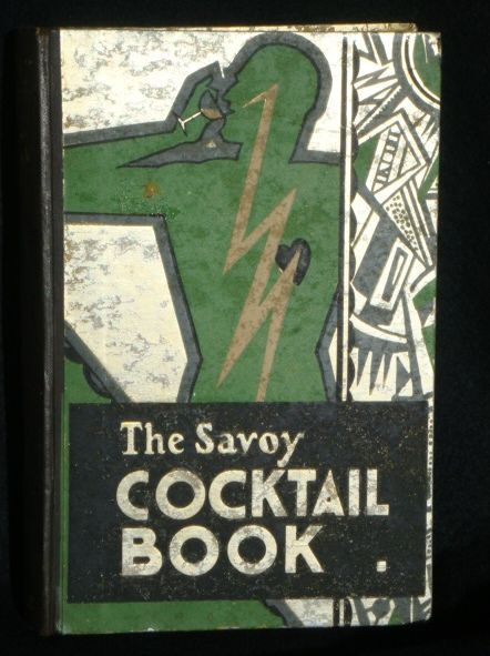 the savoy cocktail book  1931