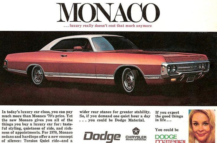 The 1970 Dodge Monaco