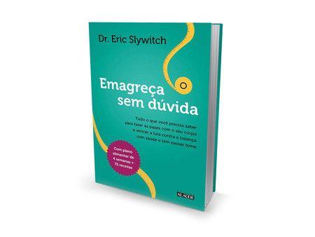 """Livro """"Emagreça Sem Dúvida"""""""