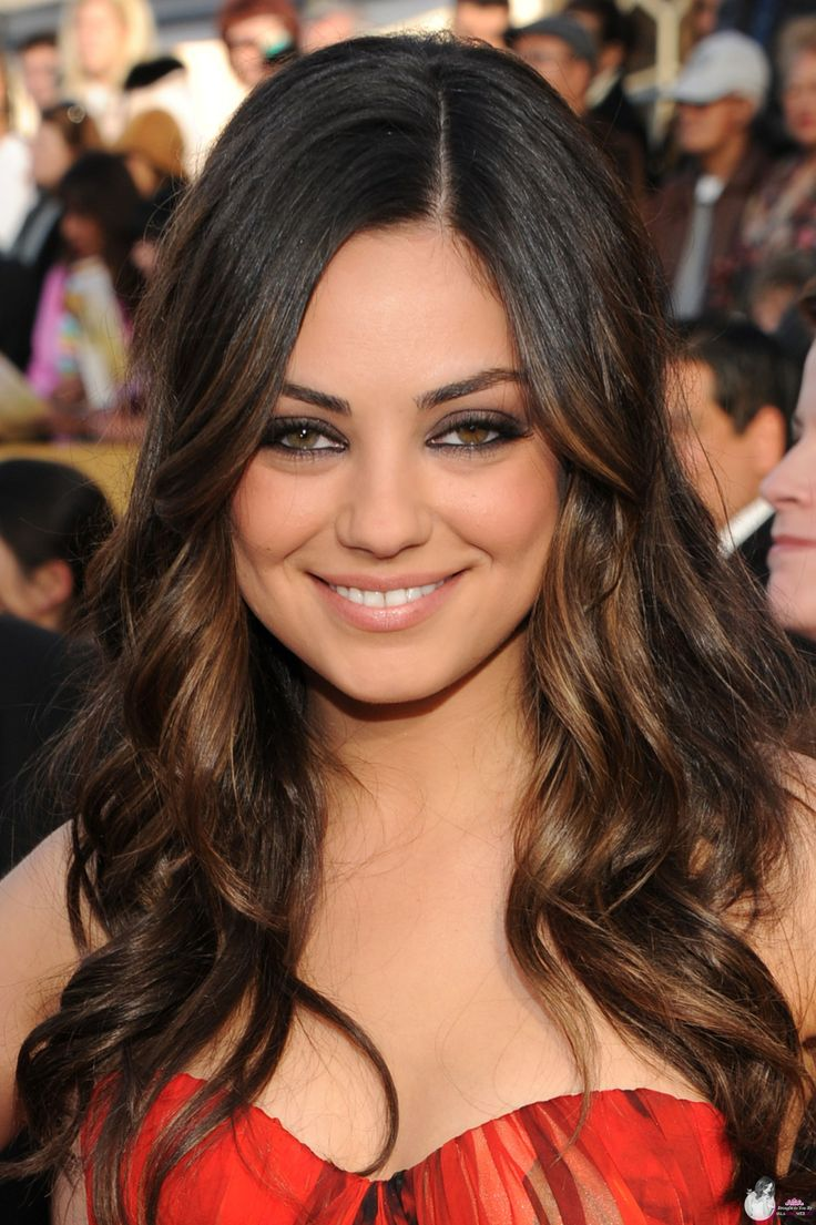 Female Celebrities With Light Brown Hair inside 38 best mila kunis images on pinterest   mila kunis, actresses and