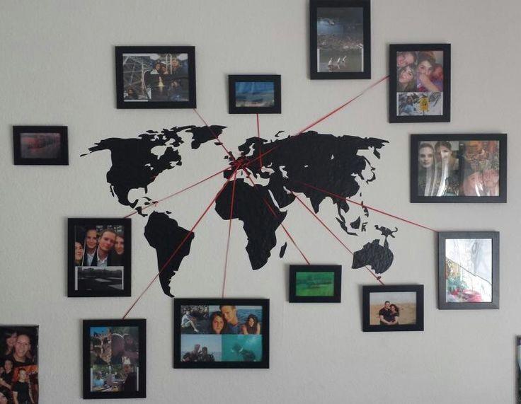 Superleuk & origineel idee! De sticker kan je kopen bij Wall by Wall ;)