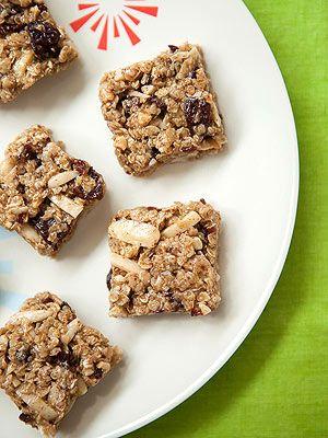 Cherry Almond Granola Bites: Recipes Snacks, For Kids, Kid Snacks, Kids Snacks