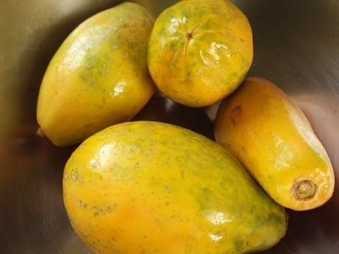 Papaya ginger drink recipe - http://2lazy4cook.com/papaya-ginger-drink-recipe/