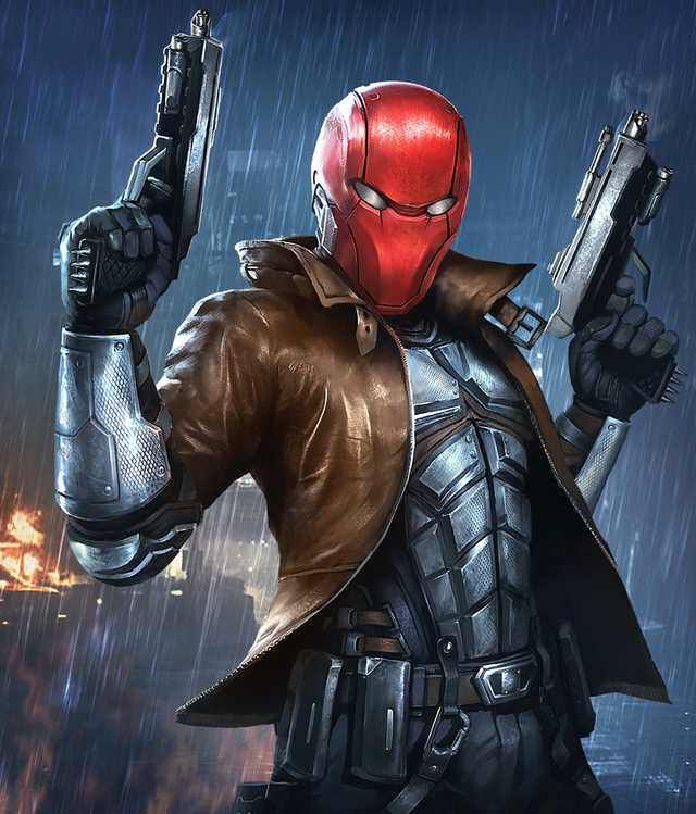 Injustice 2 Mobile Roster Red Hood Dc Batman Red Hood Red Hood