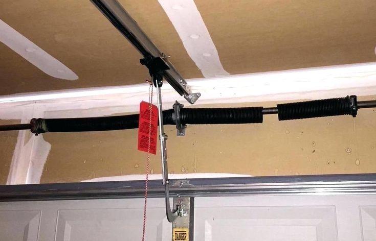 Garage Door Spring Repair Cost Garage Door Torsion Spring
