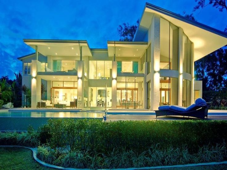 Luxury House Exterior 98 best contemporary plans images on pinterest | architecture