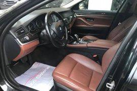 2012, Voiture, BMW, 5 Series, Casablanca