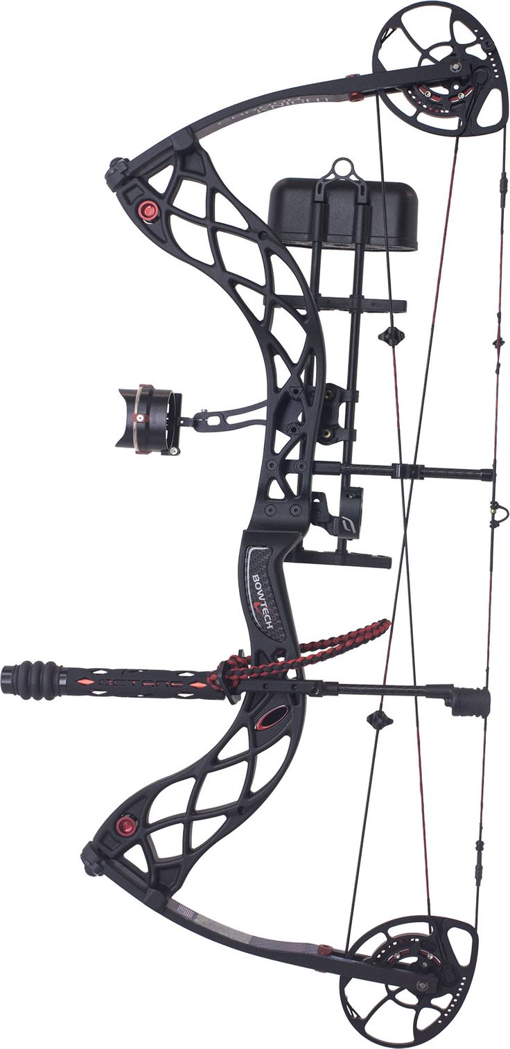 Bowtech Carbon Knight Package. Please.
